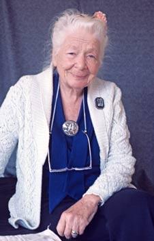 Dr Ida Rolf